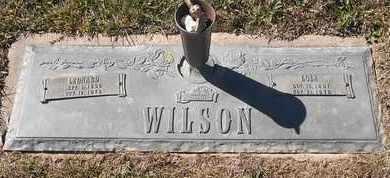 WILSON, LOLA - Morgan County, Missouri | LOLA WILSON - Missouri Gravestone Photos
