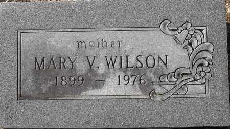 WILSON, MARY V - Morgan County, Missouri   MARY V WILSON - Missouri Gravestone Photos