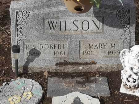 WILSON, MARY M - Morgan County, Missouri   MARY M WILSON - Missouri Gravestone Photos