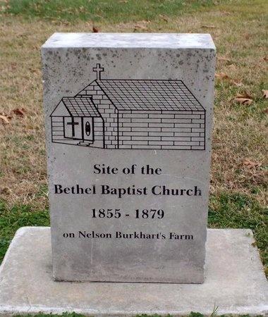 *, BETHEL BAPTIST CHURCH MEMORIAL - Newton County, Missouri   BETHEL BAPTIST CHURCH MEMORIAL * - Missouri Gravestone Photos