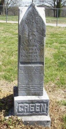 GREEN, REECE - Newton County, Missouri | REECE GREEN - Missouri Gravestone Photos
