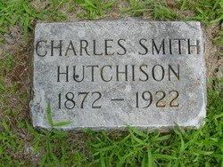 HUTCHISON, CHARLES SMITH - Newton County, Missouri | CHARLES SMITH HUTCHISON - Missouri Gravestone Photos