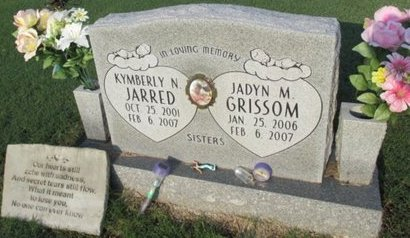 GRISSOM, JADYN MARIE - Pemiscot County, Missouri | JADYN MARIE GRISSOM - Missouri Gravestone Photos