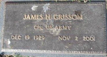 GRISSOM, JAMES H. VETERAN - Pemiscot County, Missouri | JAMES H. VETERAN GRISSOM - Missouri Gravestone Photos