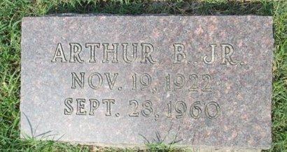 KENLEY, ARTHUR BROWN, JR. - Pemiscot County, Missouri   ARTHUR BROWN, JR. KENLEY - Missouri Gravestone Photos