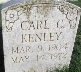 KENLEY, CARL C. - Pemiscot County, Missouri | CARL C. KENLEY - Missouri Gravestone Photos