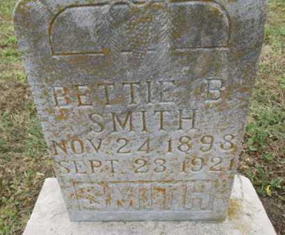 "SMITH, ELIZABETH ""BETTIE"" - Pemiscot County, Missouri | ELIZABETH ""BETTIE"" SMITH - Missouri Gravestone Photos"