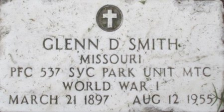 SMITH, GLENN DALE VETERAN - Pemiscot County, Missouri | GLENN DALE VETERAN SMITH - Missouri Gravestone Photos