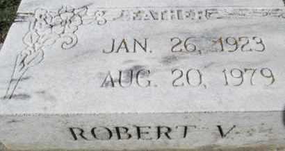WEAVER, ROBERT VAN BUREN SR - Pemiscot County, Missouri   ROBERT VAN BUREN SR WEAVER - Missouri Gravestone Photos