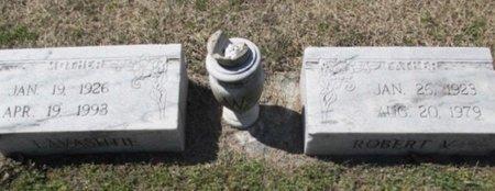 WEAVER, ROBERT V SR - Pemiscot County, Missouri   ROBERT V SR WEAVER - Missouri Gravestone Photos