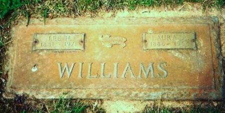 POLLOCK WILLIAMS, LAURA ALICE - Phelps County, Missouri | LAURA ALICE POLLOCK WILLIAMS - Missouri Gravestone Photos