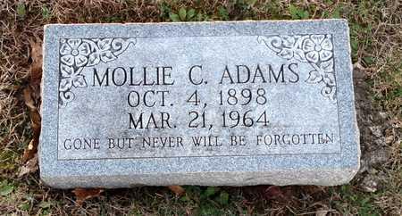 ADAMS, MOLLIE C - Pike County, Missouri | MOLLIE C ADAMS - Missouri Gravestone Photos