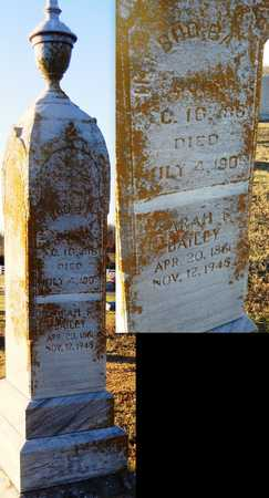"BAILEY, HENRY RICHARD ""BUD"" - Pike County, Missouri | HENRY RICHARD ""BUD"" BAILEY - Missouri Gravestone Photos"