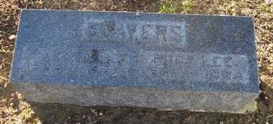 BEAVERS, RUBY LEE - Pike County, Missouri | RUBY LEE BEAVERS - Missouri Gravestone Photos