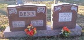 BENN, KATHRYN MARIE - Pike County, Missouri | KATHRYN MARIE BENN - Missouri Gravestone Photos