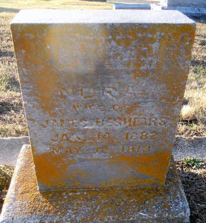 BESHEARS, NORA - Pike County, Missouri | NORA BESHEARS - Missouri Gravestone Photos