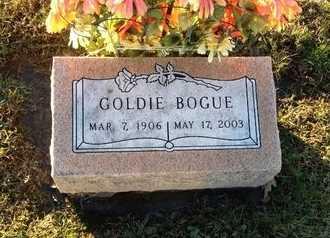BOGUE, GOLDIE - Pike County, Missouri | GOLDIE BOGUE - Missouri Gravestone Photos