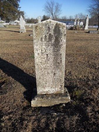 BROWN, LUCINDA - Pike County, Missouri | LUCINDA BROWN - Missouri Gravestone Photos