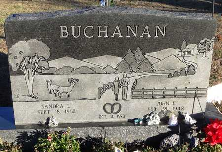 BUCHANAN, JOHN E - Pike County, Missouri   JOHN E BUCHANAN - Missouri Gravestone Photos