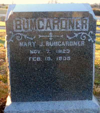BAUMGARDNER, MARY JANE - Pike County, Missouri | MARY JANE BAUMGARDNER - Missouri Gravestone Photos