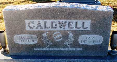 CALDWELL, LACY - Pike County, Missouri | LACY CALDWELL - Missouri Gravestone Photos