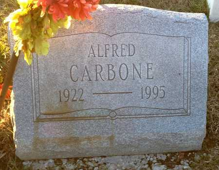 CARBONE, ALFRED - Pike County, Missouri | ALFRED CARBONE - Missouri Gravestone Photos
