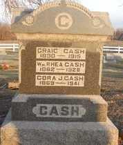 HADEN CASH, CORA JANE - Pike County, Missouri | CORA JANE HADEN CASH - Missouri Gravestone Photos