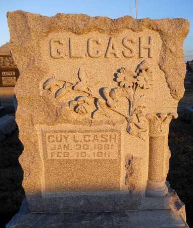 CASH, GUY L - Pike County, Missouri | GUY L CASH - Missouri Gravestone Photos