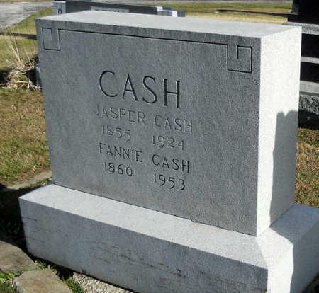 CASH, FANNIE MADORA - Pike County, Missouri | FANNIE MADORA CASH - Missouri Gravestone Photos