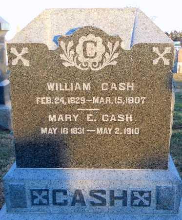 CASH, MARY ELIZA - Pike County, Missouri | MARY ELIZA CASH - Missouri Gravestone Photos