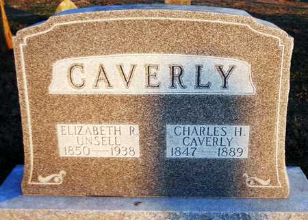 UNSELL CAVERLY, ELIZABETH R - Pike County, Missouri | ELIZABETH R UNSELL CAVERLY - Missouri Gravestone Photos