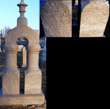 CHILTON, MARTHA - Pike County, Missouri | MARTHA CHILTON - Missouri Gravestone Photos