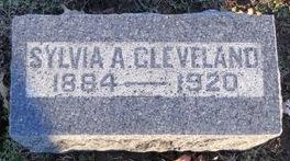CLEVELAND, SYLVIA A - Pike County, Missouri | SYLVIA A CLEVELAND - Missouri Gravestone Photos