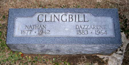 "CLINGBILL, DAZZARENE ""DAZZIE"" - Pike County, Missouri 