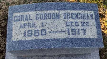 CRENSHAW, CORAL - Pike County, Missouri   CORAL CRENSHAW - Missouri Gravestone Photos