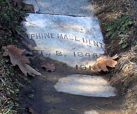 HICKLIN MASE, JOSEPHINE - Pike County, Missouri | JOSEPHINE HICKLIN MASE - Missouri Gravestone Photos
