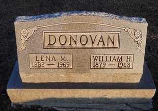 DONOVAN, LENA MAE - Pike County, Missouri   LENA MAE DONOVAN - Missouri Gravestone Photos