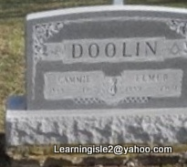 DOOLEN, ARTIE - Pike County, Missouri | ARTIE DOOLEN - Missouri Gravestone Photos