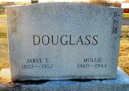 "SHY DOUGLASS, MARY ""MOLLIE"" - Pike County, Missouri | MARY ""MOLLIE"" SHY DOUGLASS - Missouri Gravestone Photos"