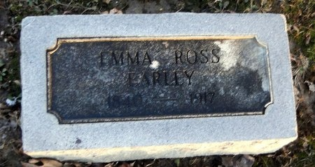 EARLY, EMMA - Pike County, Missouri | EMMA EARLY - Missouri Gravestone Photos