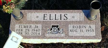 "ELLIS, ELMER JR ""JUNIOR"" - Pike County, Missouri | ELMER JR ""JUNIOR"" ELLIS - Missouri Gravestone Photos"