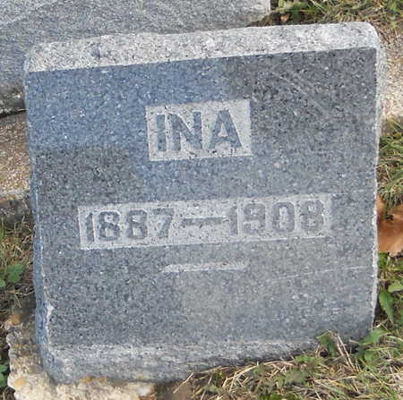 FISHBACK, INA - Pike County, Missouri | INA FISHBACK - Missouri Gravestone Photos