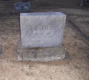 FISHER, NANCY J - Pike County, Missouri   NANCY J FISHER - Missouri Gravestone Photos