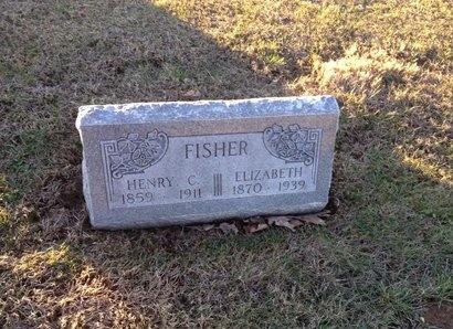 FISHER, HENRY C - Pike County, Missouri | HENRY C FISHER - Missouri Gravestone Photos