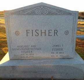 BAUMGARDNER FISHER, MARGARET ANN - Pike County, Missouri | MARGARET ANN BAUMGARDNER FISHER - Missouri Gravestone Photos
