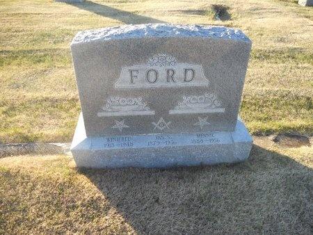 FORD, JAS S - Pike County, Missouri | JAS S FORD - Missouri Gravestone Photos