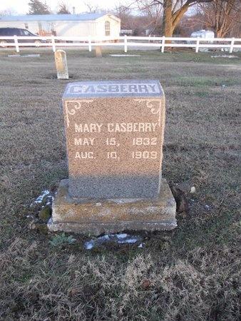 GASBERRY, MARY - Pike County, Missouri   MARY GASBERRY - Missouri Gravestone Photos