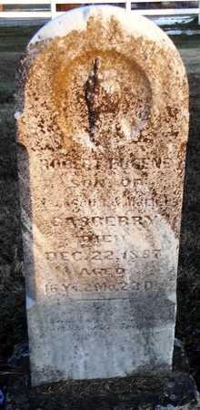 GASBERRY, ROBERT EUGENE - Pike County, Missouri   ROBERT EUGENE GASBERRY - Missouri Gravestone Photos
