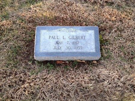GILBERT, PAUL L - Pike County, Missouri | PAUL L GILBERT - Missouri Gravestone Photos