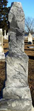GORDON, BURGESS B - Pike County, Missouri   BURGESS B GORDON - Missouri Gravestone Photos
